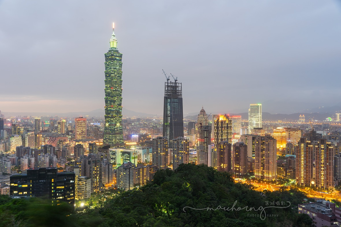 Taipei Nightscape